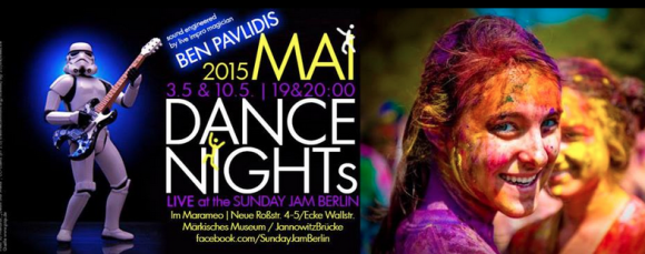 may dance nights