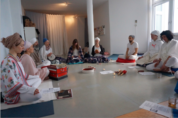 Kundalini Yoga Teacher Training at Kreuzbergyoga