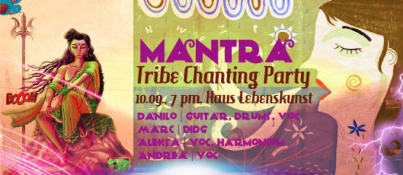 Mantra Tribe Chanting